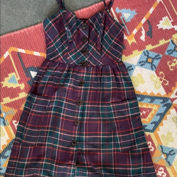 Urban Outfitters Dresses & Skirts - Urban outfitters plaid dress